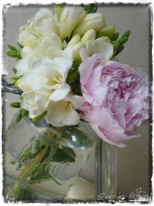 DansmaBesace - Bouquet de printemps