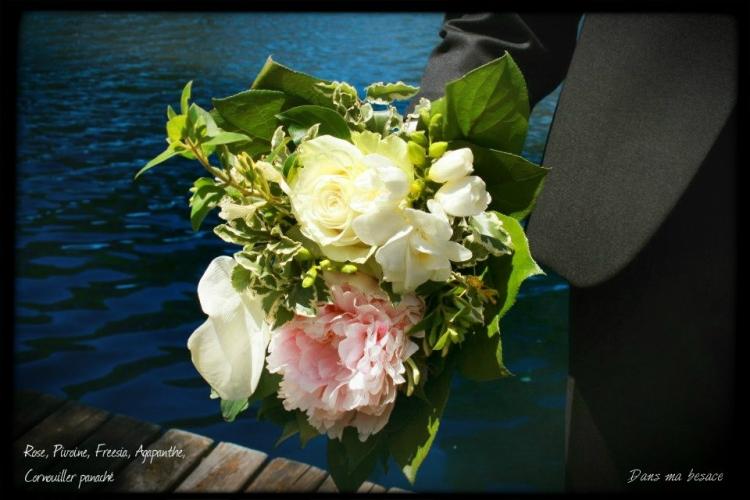 Dansmabesace - Bouquet jeté