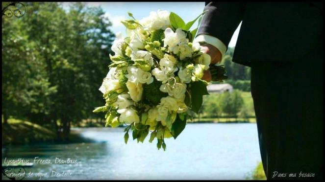 Dansmabesace - Mon bouquet de mariée