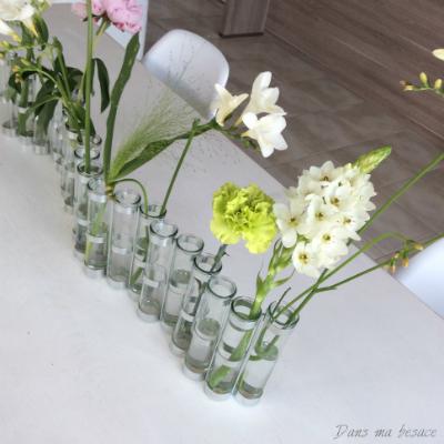 DansmaBesace - Vase d'avril Tsé tsé - Oeillet de poete