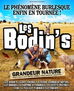 Les Bodin's - Grandeur nature