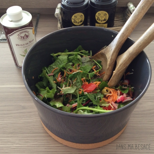Dansmabesace - Salade d'été