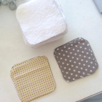 Découpages des carrés