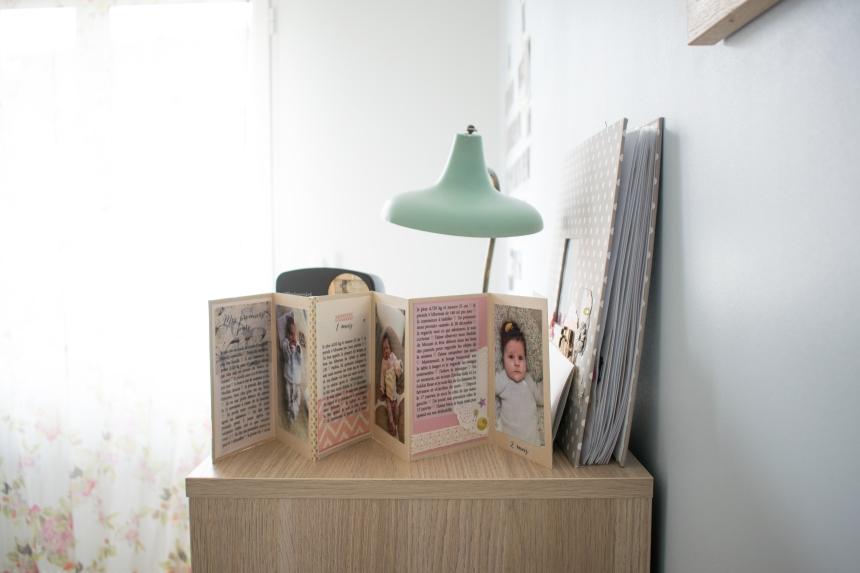 Dansmabesace - Bonne fête Mamie - Album rose et doré 3
