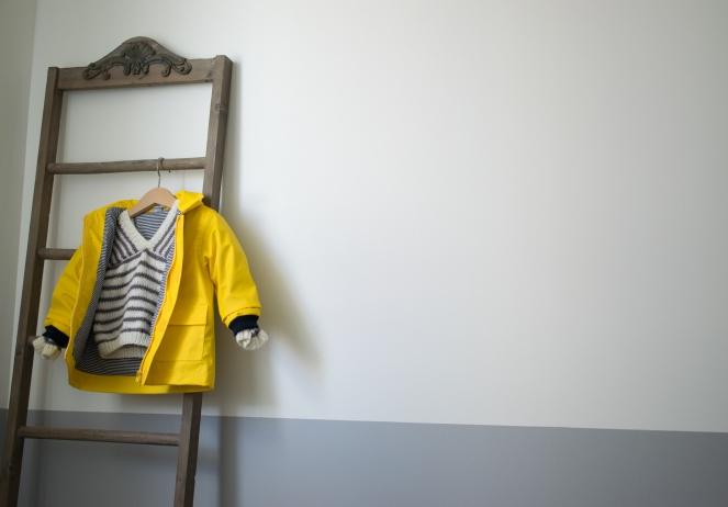 Dansmabesace - Petit moussaillon - Tricot Pull jersey rayé