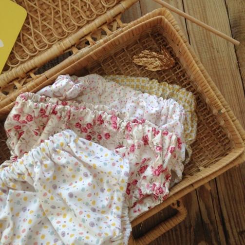 Dansmabesace - Bloomers d'été - Zoom valise