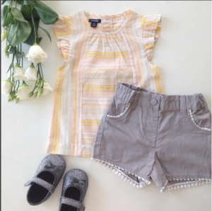 Dansmabesace - Favoris maman:bébé juin - Blouse pastel Kiabi