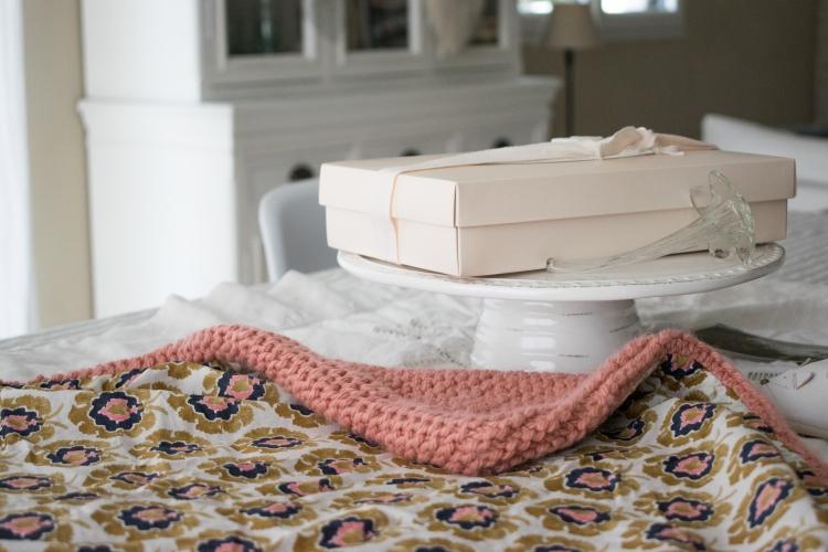 Dansmabesace - Baby blanket - Details