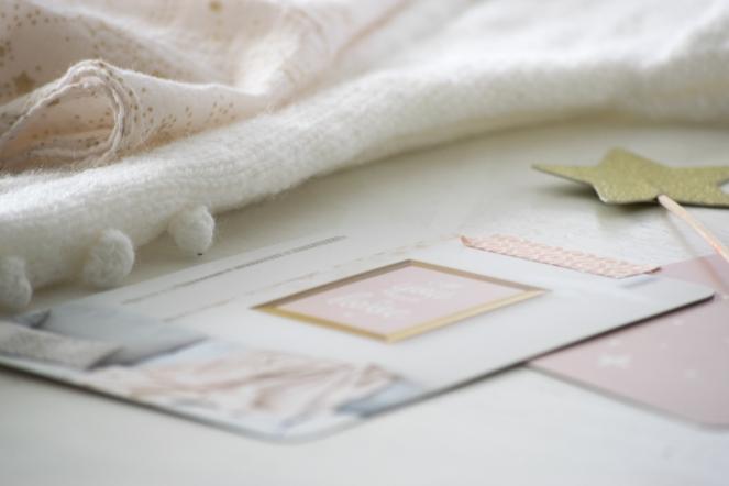 Dansmabesace - Partenariat Phildar - la petite robe blanche - Zoom noppes et mailles