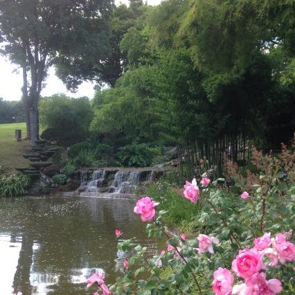 Dansmabesace - Slowlife - Parc floral Apremont sur allier - Chutes cascades