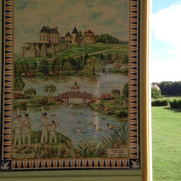 Dansmabesace - Slowlife - Parc floral Apremont sur allier - Faience2