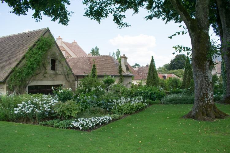 Dansmabesace - Slowlife - Parc floral Apremont sur allier - Jardin anglais