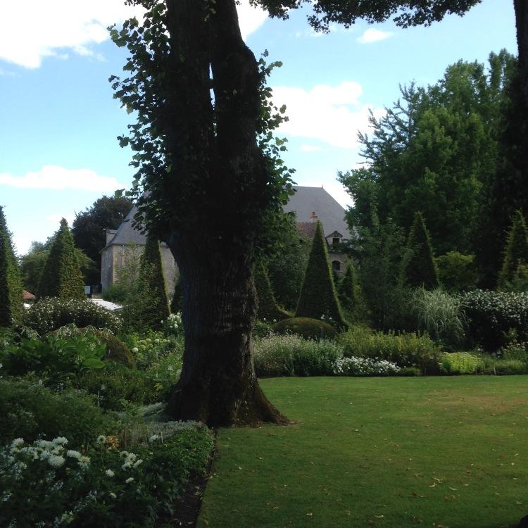 Dansmabesace - Slowlife - Parc floral Apremont sur allier - Jardin anglais2
