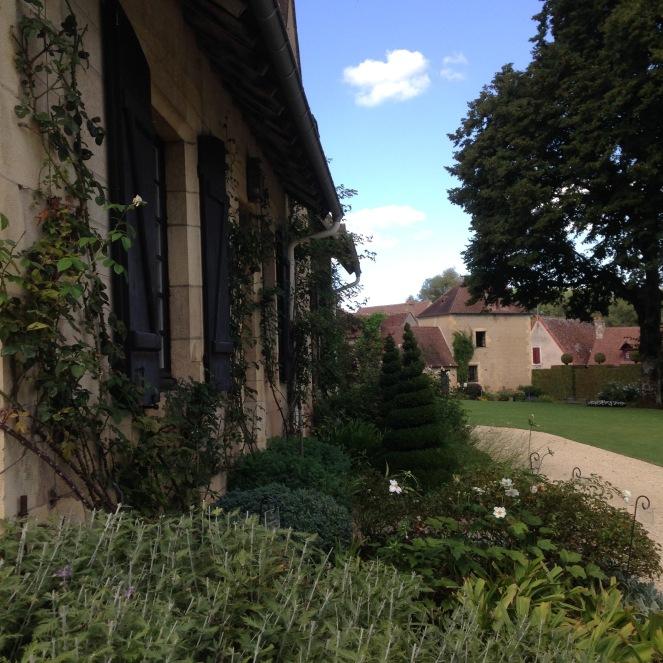 Dansmabesace - Slowlife - Parc floral Apremont sur allier - Maisons