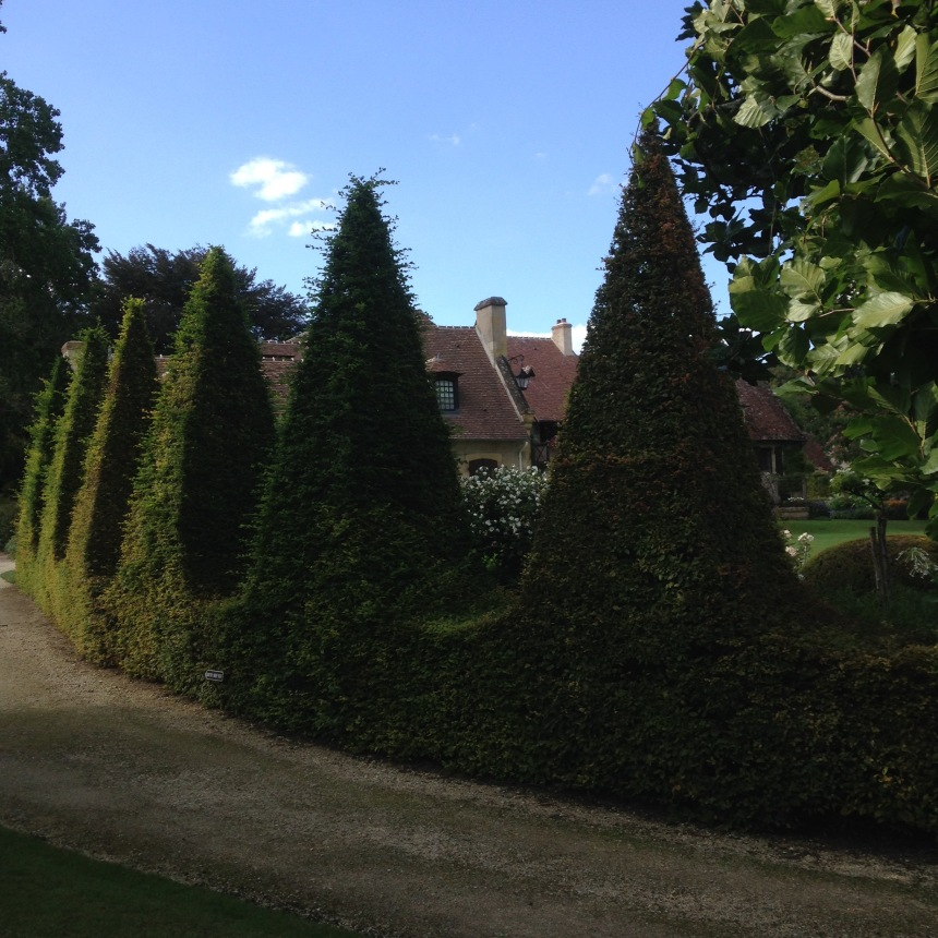 Dansmabesace - Slowlife - Parc floral Apremont sur allier - Sculptures2