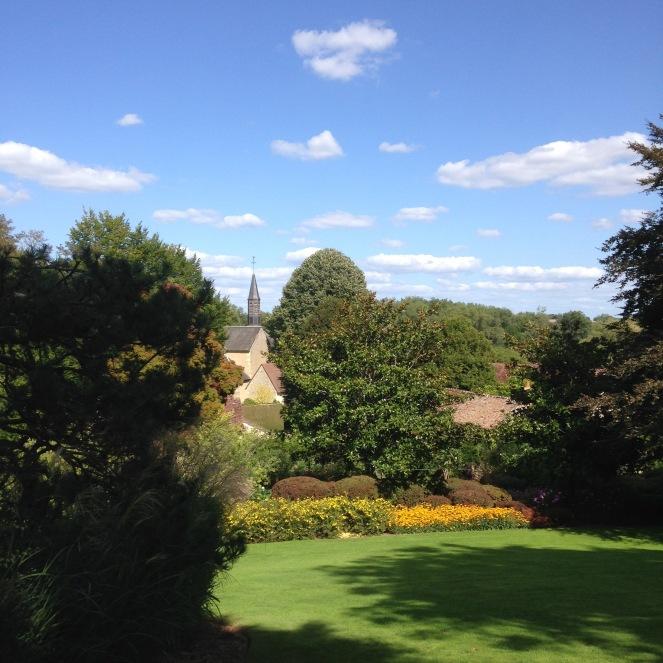 Dansmabesace - Slowlife - Parc floral Apremont sur allier - Vue generale