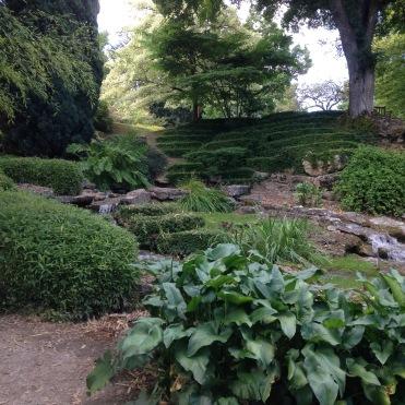 Dansmabesace - Slowlife - Parc floral Apremont sur allier - Zone asiatique2