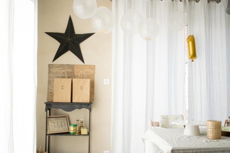 Dansmabesace - 1 an - Ballons