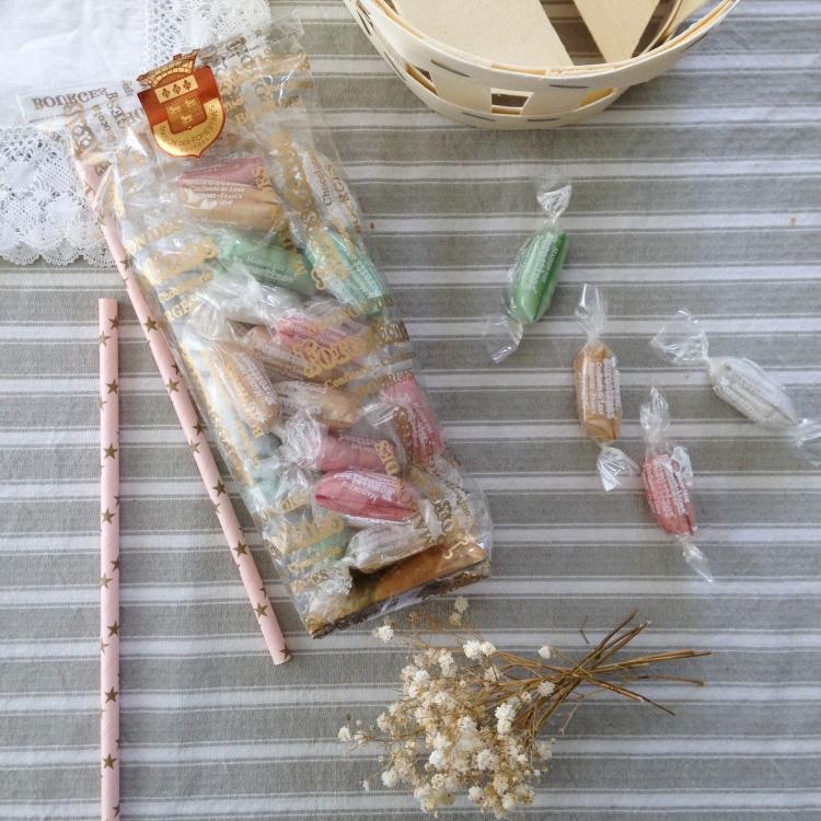 Dansmabesace - Anniversaire de Rose - Cadeaux invités - Forestines