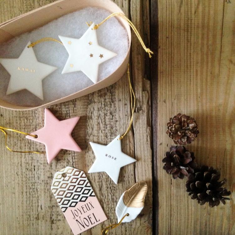 Dansmabesace - Noel 2017 - Décorations sapin
