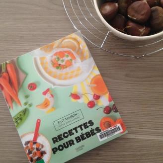 Dansmabesace - Slowlife - Kids mum - Diversification alimentaire - Livre