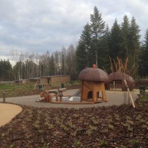 Dansmabesace - Slowlife - Janvier - Jeux exterieurs Forest Lodge Center parcs les 3 fôrets