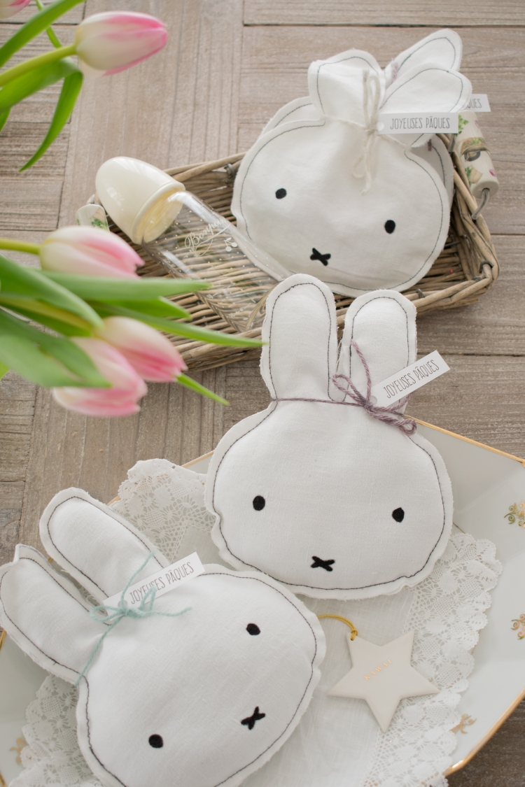 Dansmabesace - Happy Days - Joyeuses Paques - Lapin Miffy