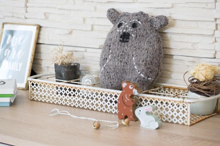 Dansmabesace - Tricot - Petit ours brun2
