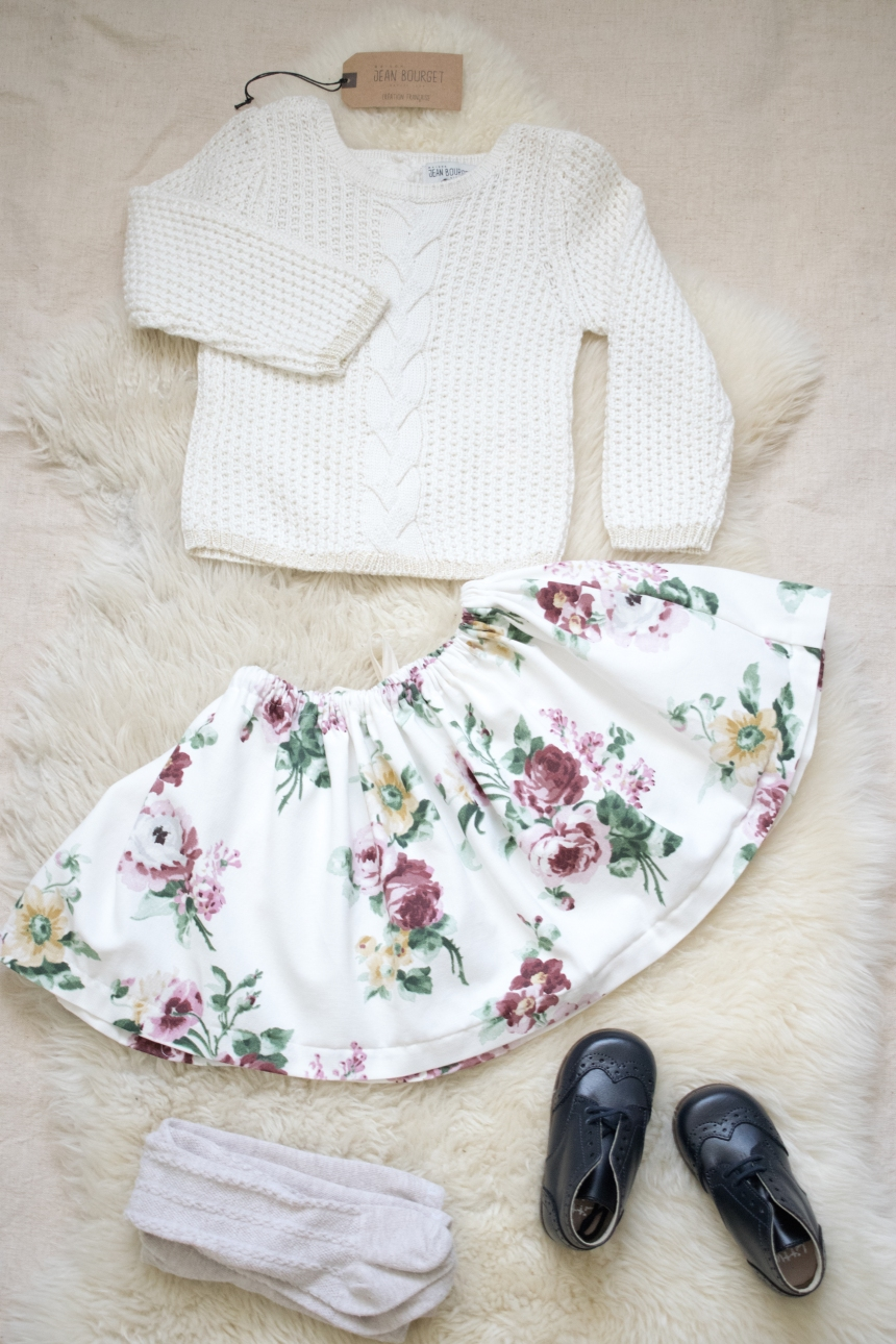 Dansmabesace - Couture - look jupe froncee